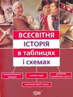 Губіна С. Л.  Всесвітня історія в таблицях і схемах. Підготовка до ЗНО 2013  ОНЛАЙН